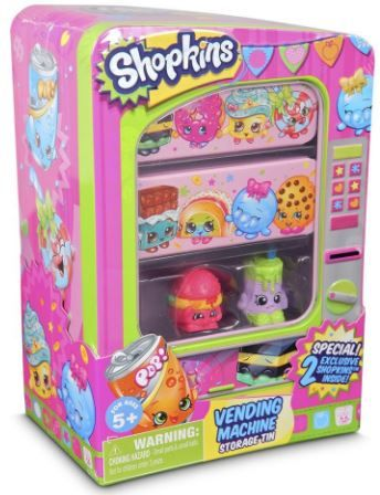 Shopkins Vending Machine Only $4.99 (Reg. $15)! Best Price!