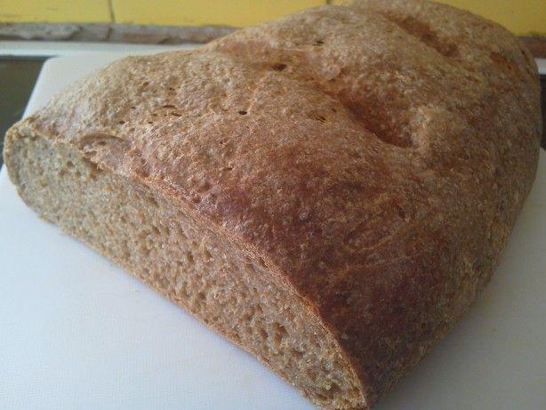 Whole Wheat Okara Bread Recipe - Food.com