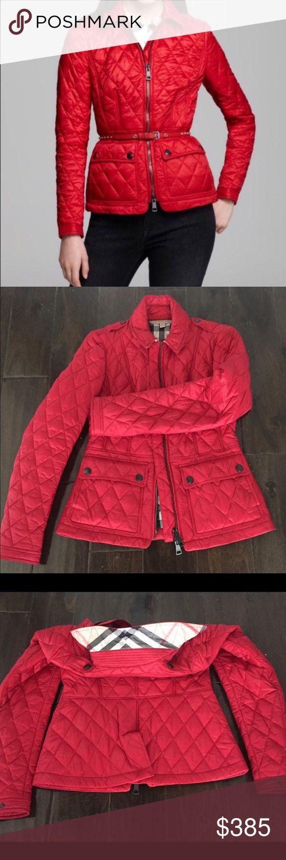 NWOT Burberry Brit Jacket NWOT Burberry Brit Jacket Burberry Jackets & Coats