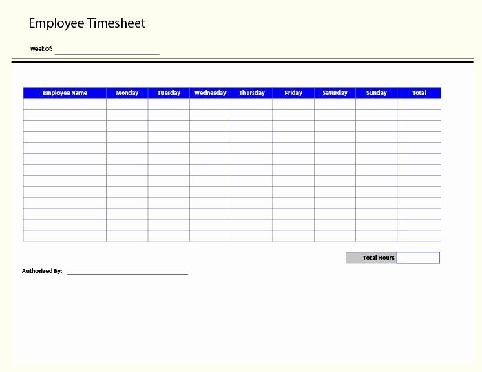 Employee Time Card Template Inspirational 60 Sample Timesheet Templates Pdf Doc Excel Timesheet Template Templates Printable Free Template Free