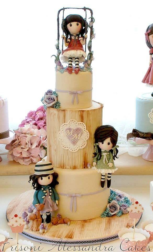 Love this Gorjuss cake