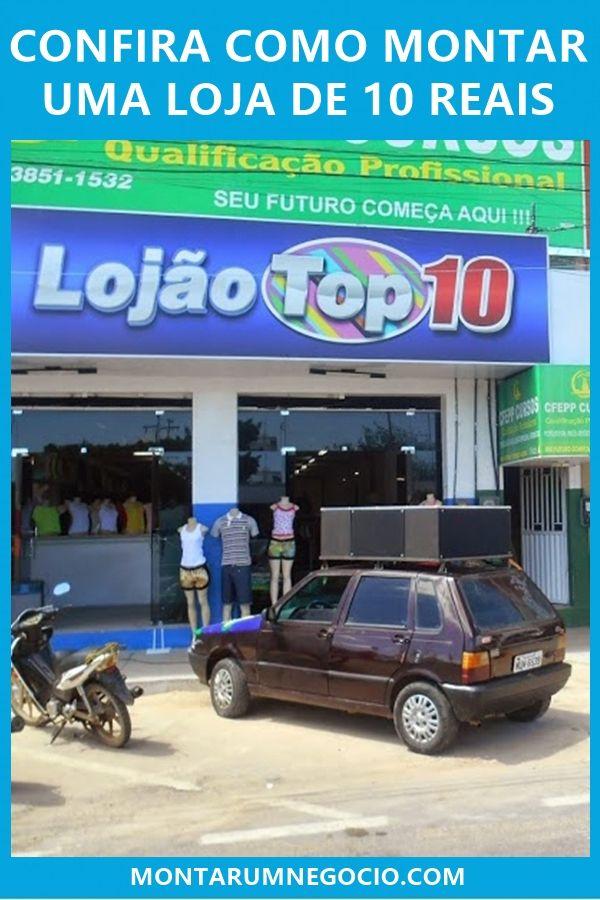 fea00d20da64 Você quer dicas de Como montar uma loja de 10 Reais e quer entender como  iniciar