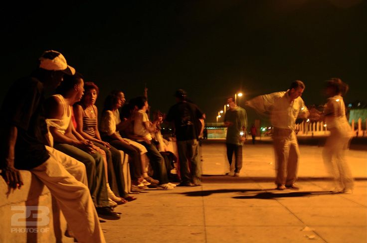 Midnight Salsa on the Malecon photo | 23 Photos Of Havana