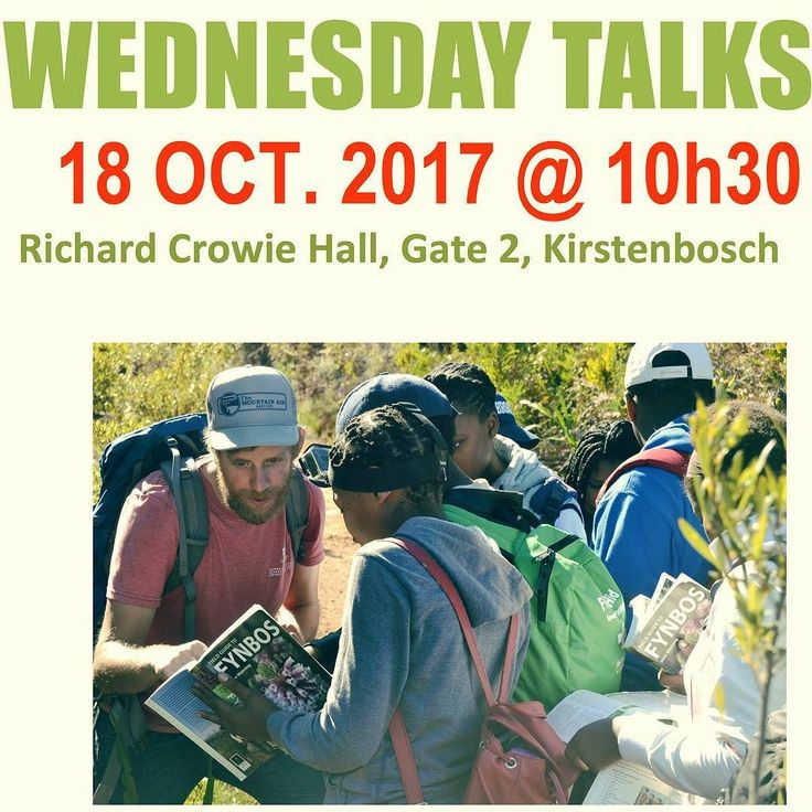 We will be at #Kirstenbosch this Wednesday giving an overview of our project and introducing The Cape Town Hypothesis Test. Join us at 10:30am in Richard Crowie Hall.