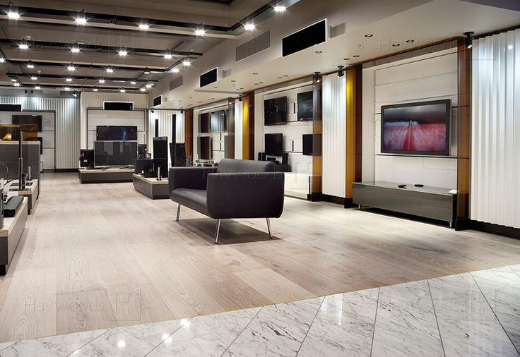 Harrods Technology Rooms, London