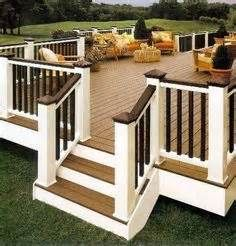 17 best ideas about back deck designs on pinterest deck deck colors and back deck ideas - Backyard Deck Design Ideas