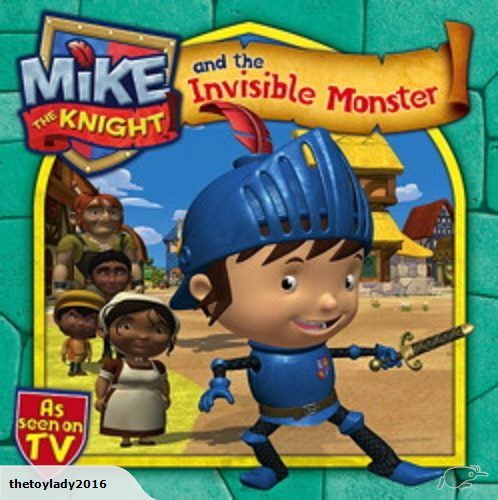 MIKE THE KNIGHT    Set in the medieval land of Glendragon, Mike the Knight takes you through a world of castles, quests, dragons, and trolls! Mike, a young appr...