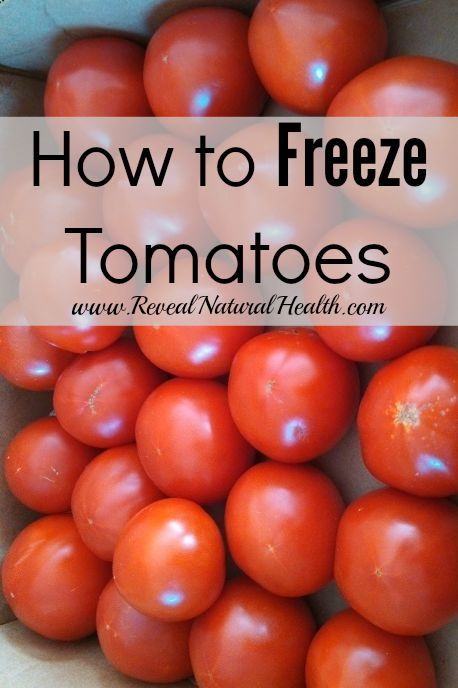 Freezing tomatoes is a great way to preserve your harvest without needing a pressure cooker. Here is a step-by-step tutorial for how to freeze tomatoes.