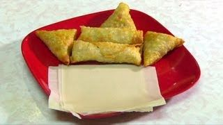 Spring Roll & Samosa Pastry – super thin