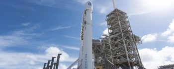 SpaceX Falcon 9 set for first NRO mission with NROL-76