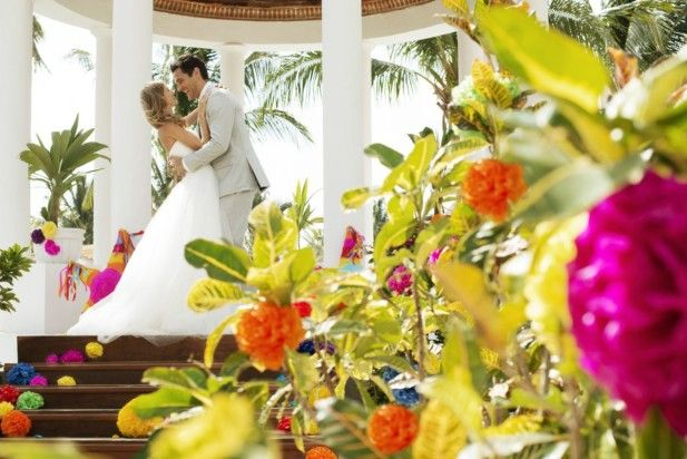 "Say ""I Do"" at Excellence Riviera Cancun"
