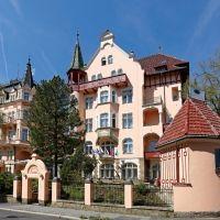 Спа отель Smetana Vyšehrad. Карловы Вары. Лечение
