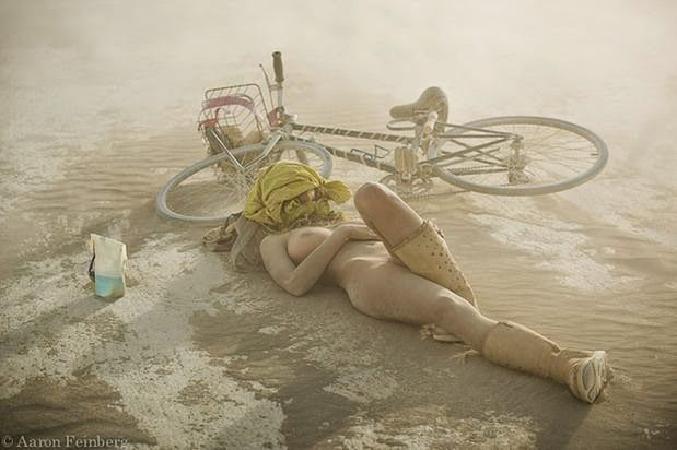 Burning man................... M