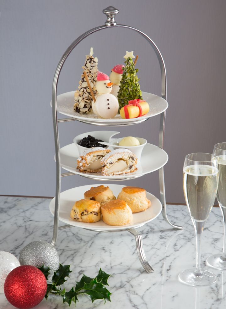 Christmas nuggets, smashed mince pies and more alternative festive food in…