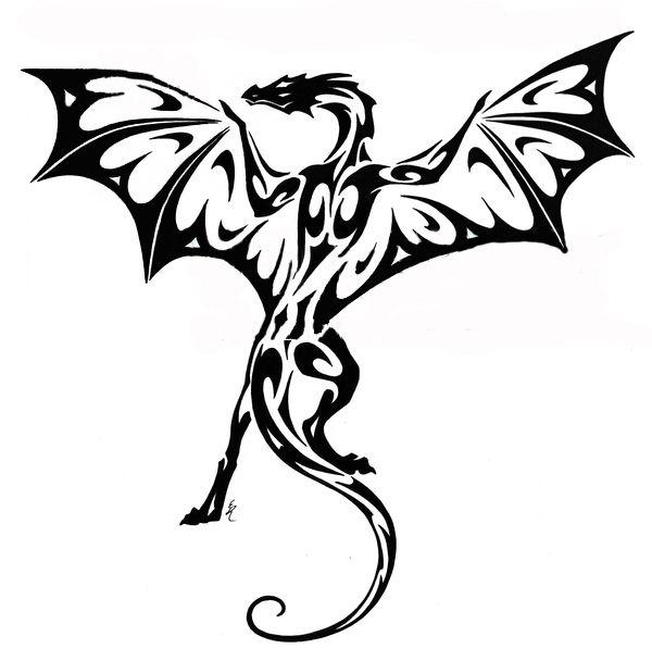Scottish Dragon Tattoos: Best 25+ Celtic Dragon Tattoos Ideas On Pinterest