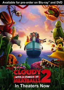 Amazon.com: Cloudy with a Chance of Meatballs 2 dvd should be released in December...but I'm not really sure