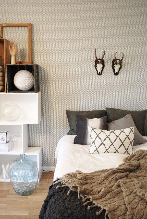 Sofias Inredning. Bedroom. Chhatwal & Jonsson.