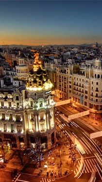 Hotels in Madrid