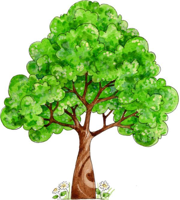 сказочные деревья картинки