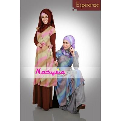 Toko Busana Muslimah Esperanza | Hijab Dress 2013