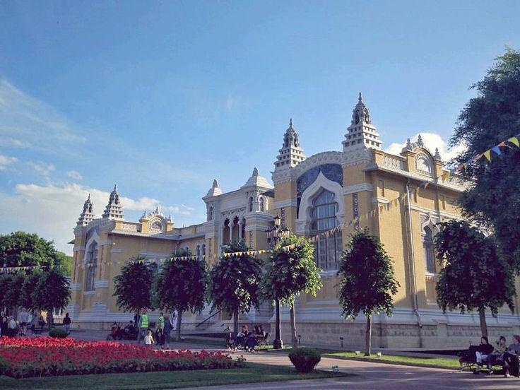 Отличной Вам недели! Привет из солнечного Кисловодска передаетYelok_Fliits ( @fliits vInsta )  Доброе утро #Кисловодск привет #Ставрополье! Сегодня в ленте расскажем, что интересного #vKislovodske #Будьтеснами!