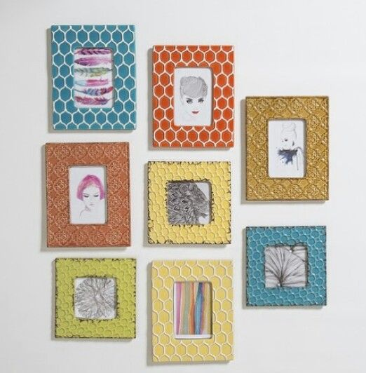 Photo frames from Pillow Talk