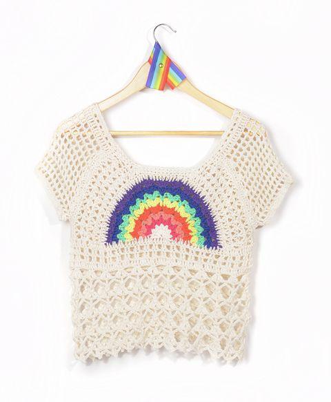 top rainbow — de las bolivianas