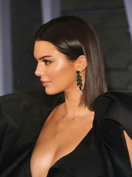 Trendy Haircut Kendall Jenner Beauty 43 Ideas #beauty #haircut