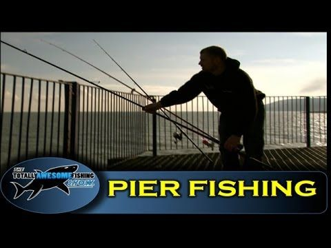 Pier fishing tips for beginners part 1 the totally for Saltwater fishing gear for beginners