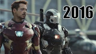 TOP 10 BOX OFFICE PREDICTIONS 2016