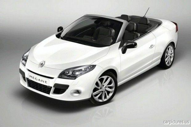 Renault Megane Coupe Cabriolet
