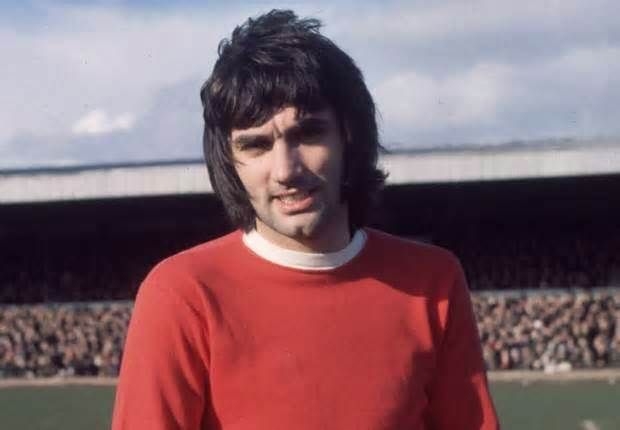 'George Best would be on Messi and Ronaldo's level' #george #would #messi #ronaldo #level