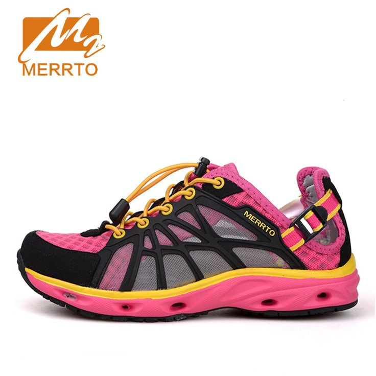 MERRTO Women's Summer Sports Outdoor Trekking Hiking Sandals Shoes Sneakers For Women Sport Climbing Mountain Aqua Shoes Woman