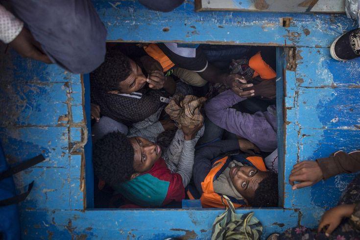 """""""Mediterranean Migration"""""""