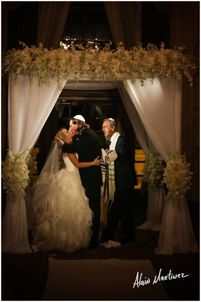 Gorgeous Wedding At The Granada Ballroom At The Biltmore