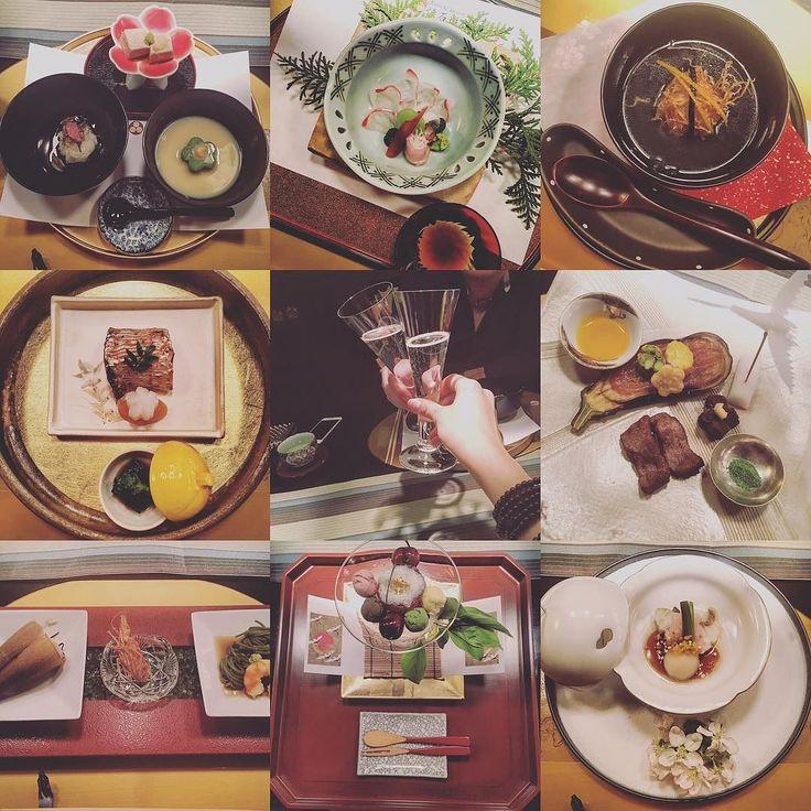 味蕾的幸福感 #kaiseki #dinnertime #dinnertonight #food by iiiiiiiirbec