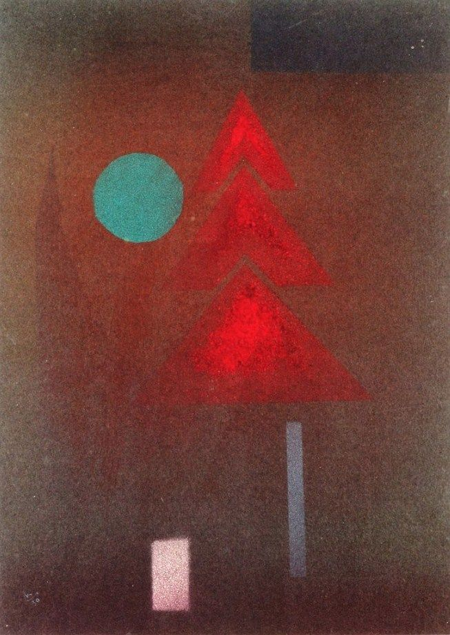 ALMOST SUBMERGED, 1930 Gouache Private collection #kandinsky #kandinski #kandinskij #abstraction #abstractart  http://www.wassilykandinsky.net/work-741.php