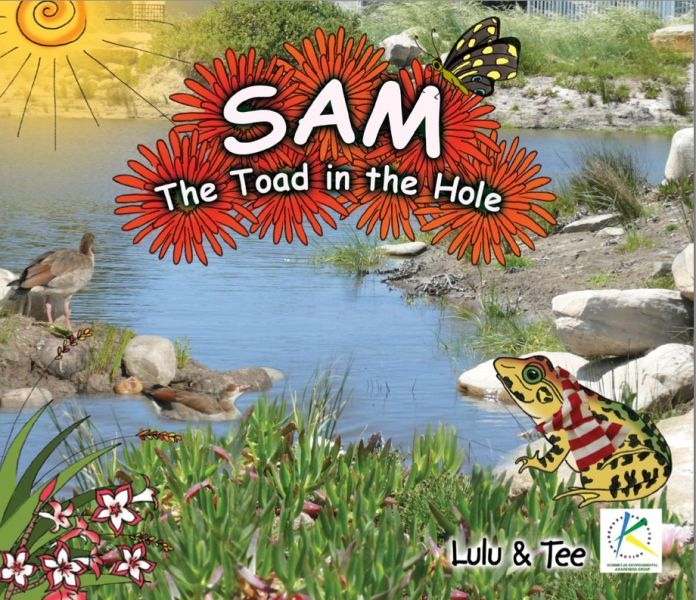 Sam the Toad - Sample Pages and Reviews