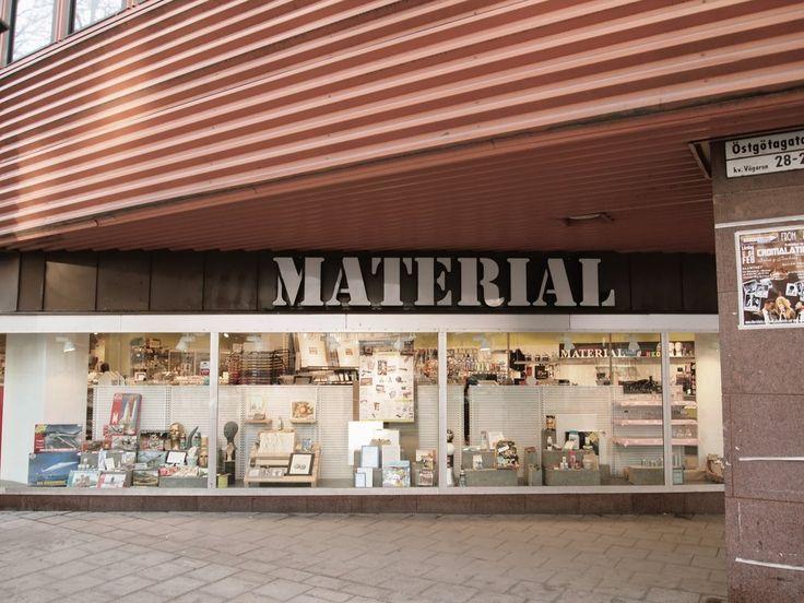 Material, Stockholm, Sweden