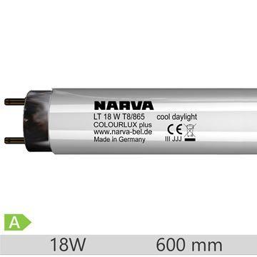 Tub fluorescent Narva T8 18W/865 COLOURLUX plus, 4014501041574