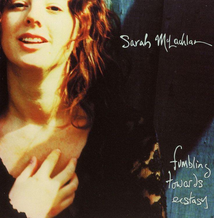 Sarah Mclachlan - Fumbling Towards Ecstacy: Music, Album Covers, Ecstasi, Sarah Mclachlan, Ice Cream, Favorite Album, Fumbl, Icecream, High Schools