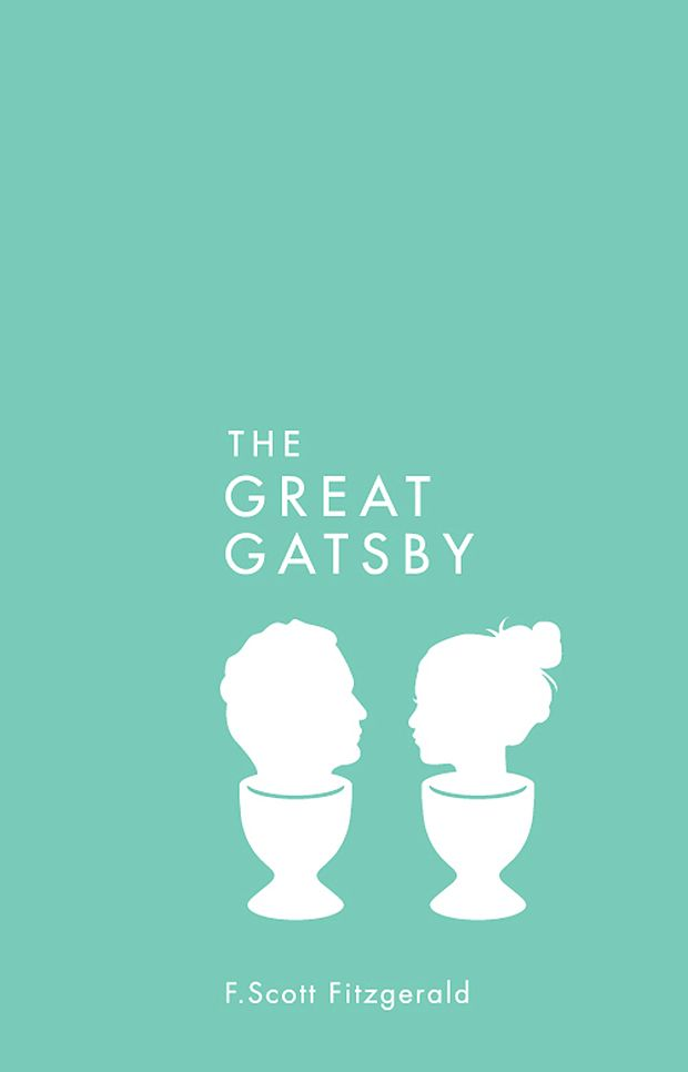 Movie Friday: 15 'The Great Gatsby' Book Cover Redesigns