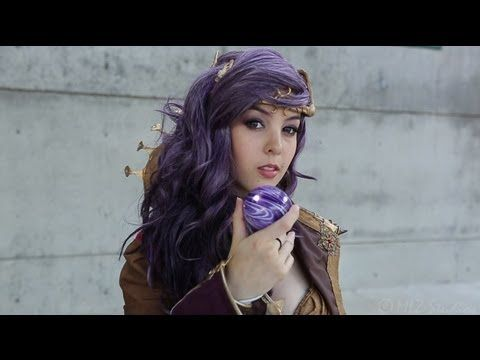 ▶ LEAGUE OF LEGENDS & EPIC COSPLAY @ ANIME EXPO 2013 - #cosplay #music