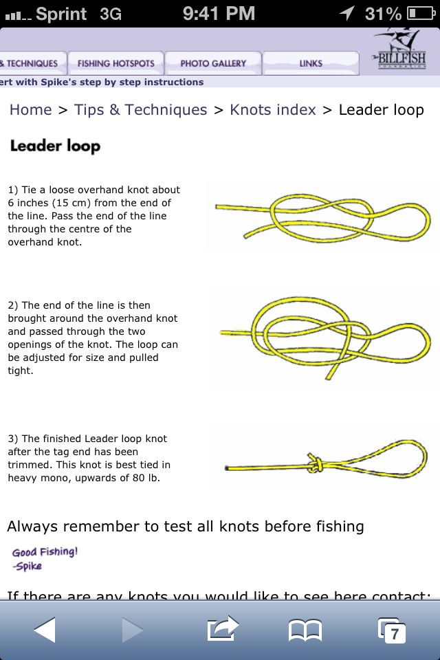 36 best fly fishing knots etc images on pinterest for Good fishing knots