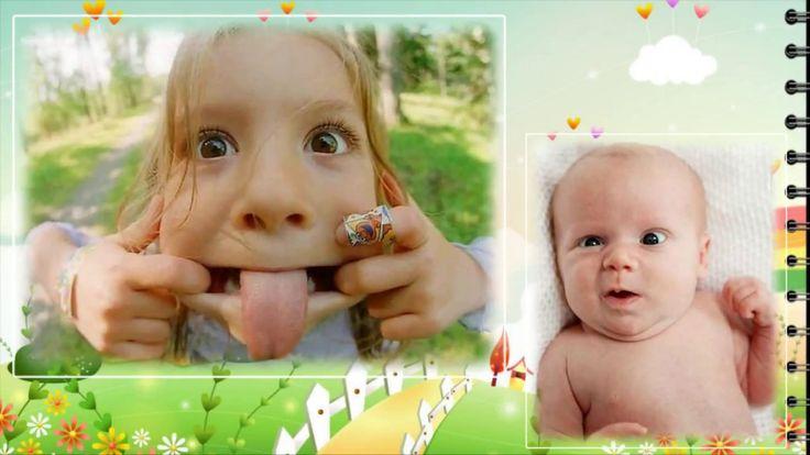 1 июня Поздравление с днем защиты детей Веселая детская песенка