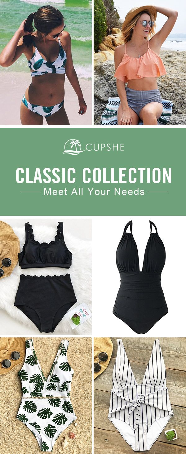 It's always summer somewhere! To make the most of it we have a consistently updated swimwear collection. Free shipping & Great quality! Enjoy your blissful vacation with our classic collection.