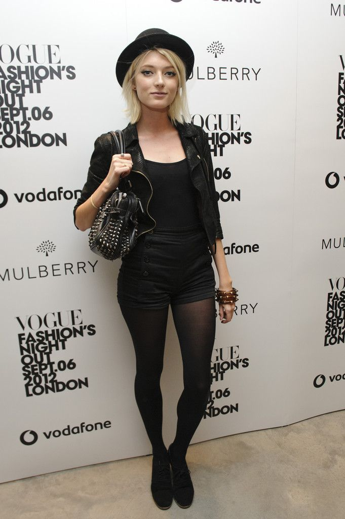 Sophie Sumner - Vogue Fashions Night Out 2012, in Association with Vodafone