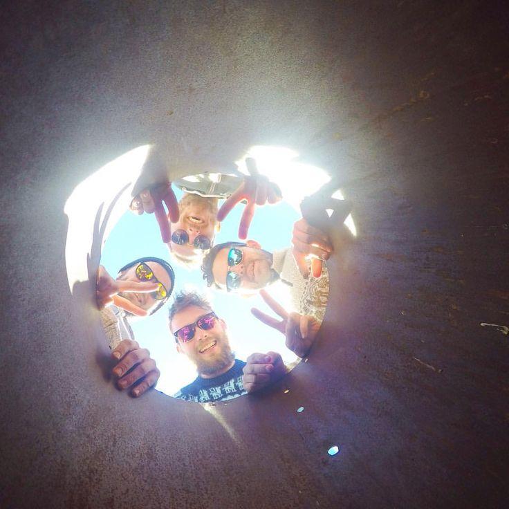 "(@james_spencer_oliver) on Instagram: ""Team photo in the abandon uyuni trains👌 #crew #uyuni #train #thomasthetankengine #southamerica…"""
