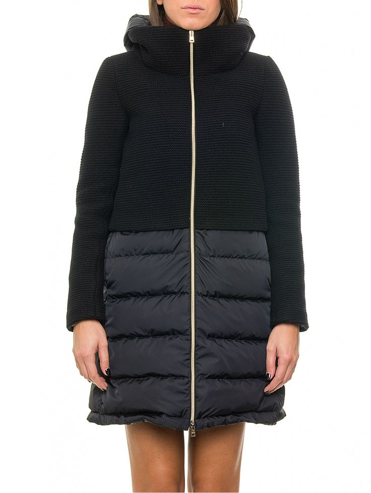 This down jacket is a must-have of Herno collection! Symbol ef elegance and style..