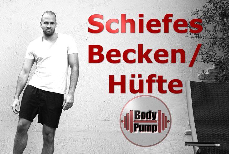 Hüftschmerzen - Beckenschiefstand - Beste Übungen - verkürztes Bein - De...